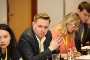 За репост новости о своем деле координатора «Открытой России» Дмитрия Семенова оштрафовали на 3 тысячи рублей