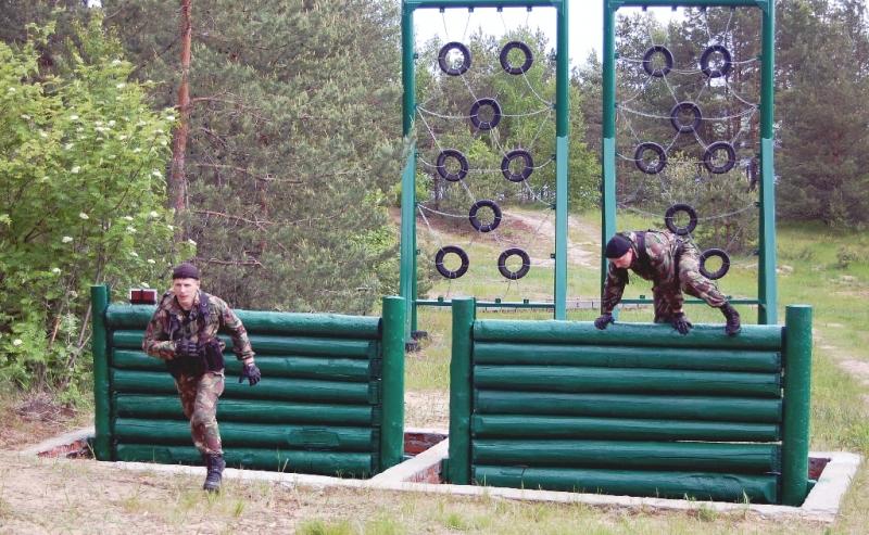Тренировочный лагерь