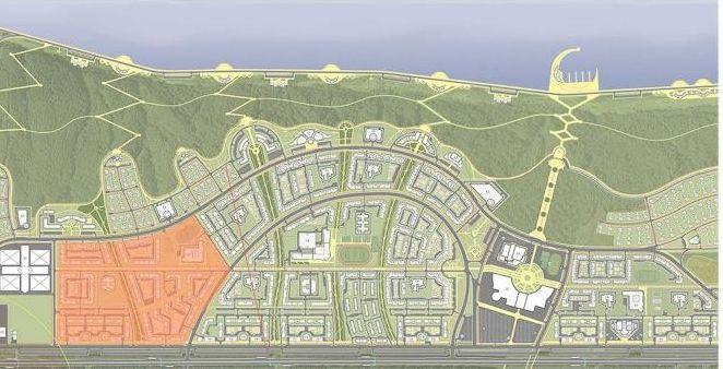 В Новом городе планируют построить второй микрорайон на 8 тысяч человек