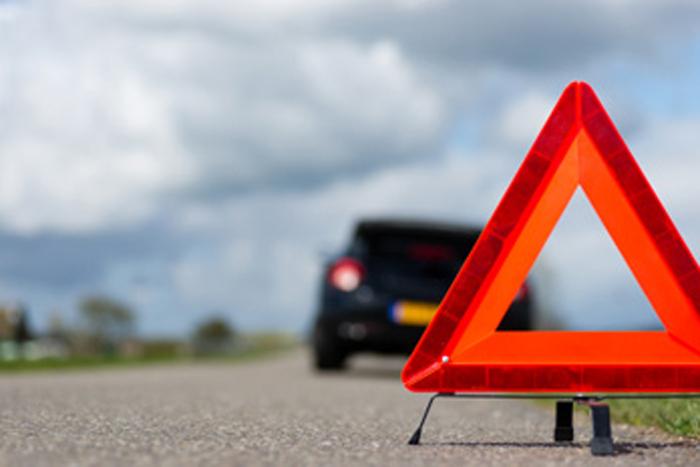 С начала этого года в республике в 33 ДТП водители сбежали с мест происшествия