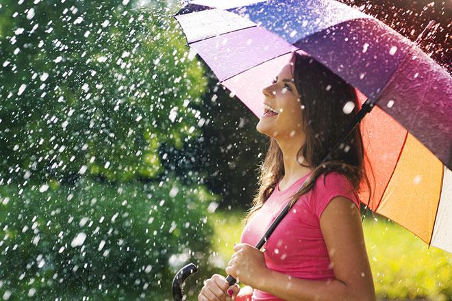В республике ожидаются дождливые выходные