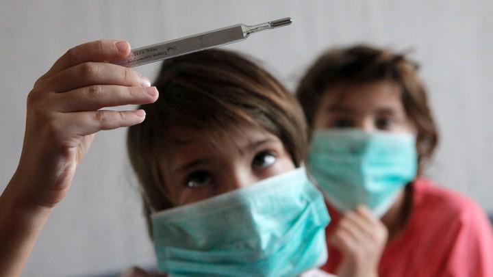 Эпидемия пневмонии в НЧК