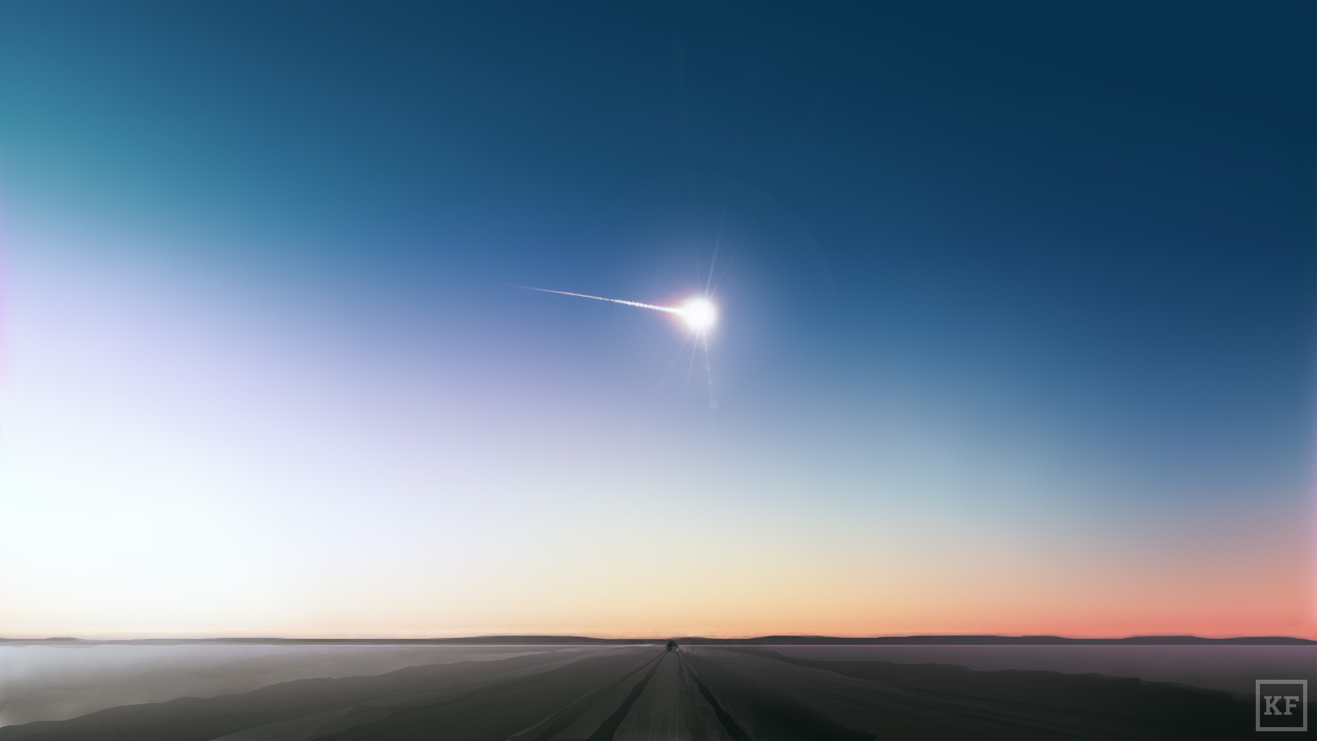 Астрономы-любители считают, что наПензу может упасть огромный метеорит