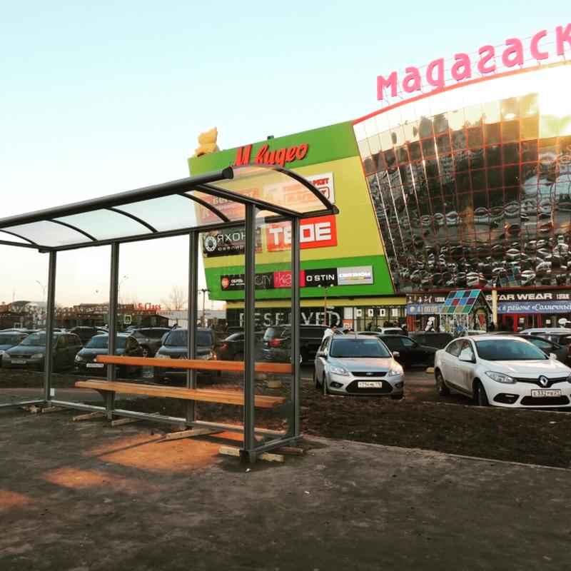 ВЧебоксарах переносят остановки «Гостиница Россия» и«Улица Ленинского Комсомола»