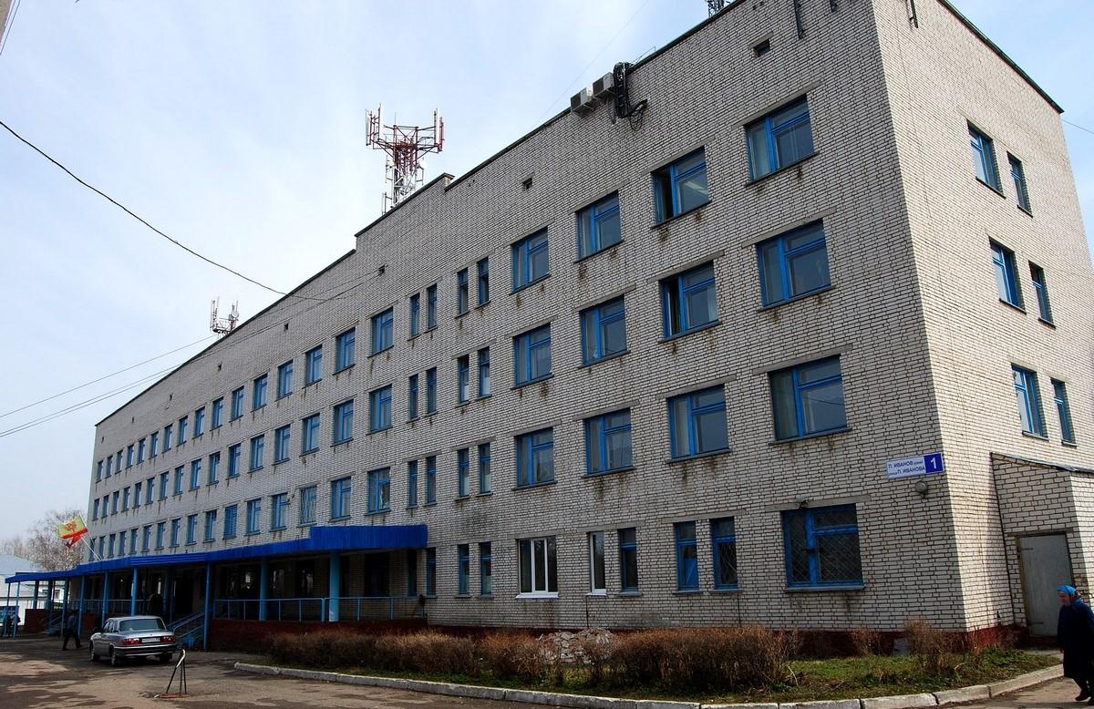 Поликлиника Цивильск