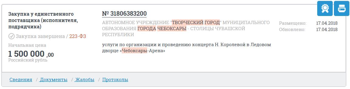 Смета Королёва