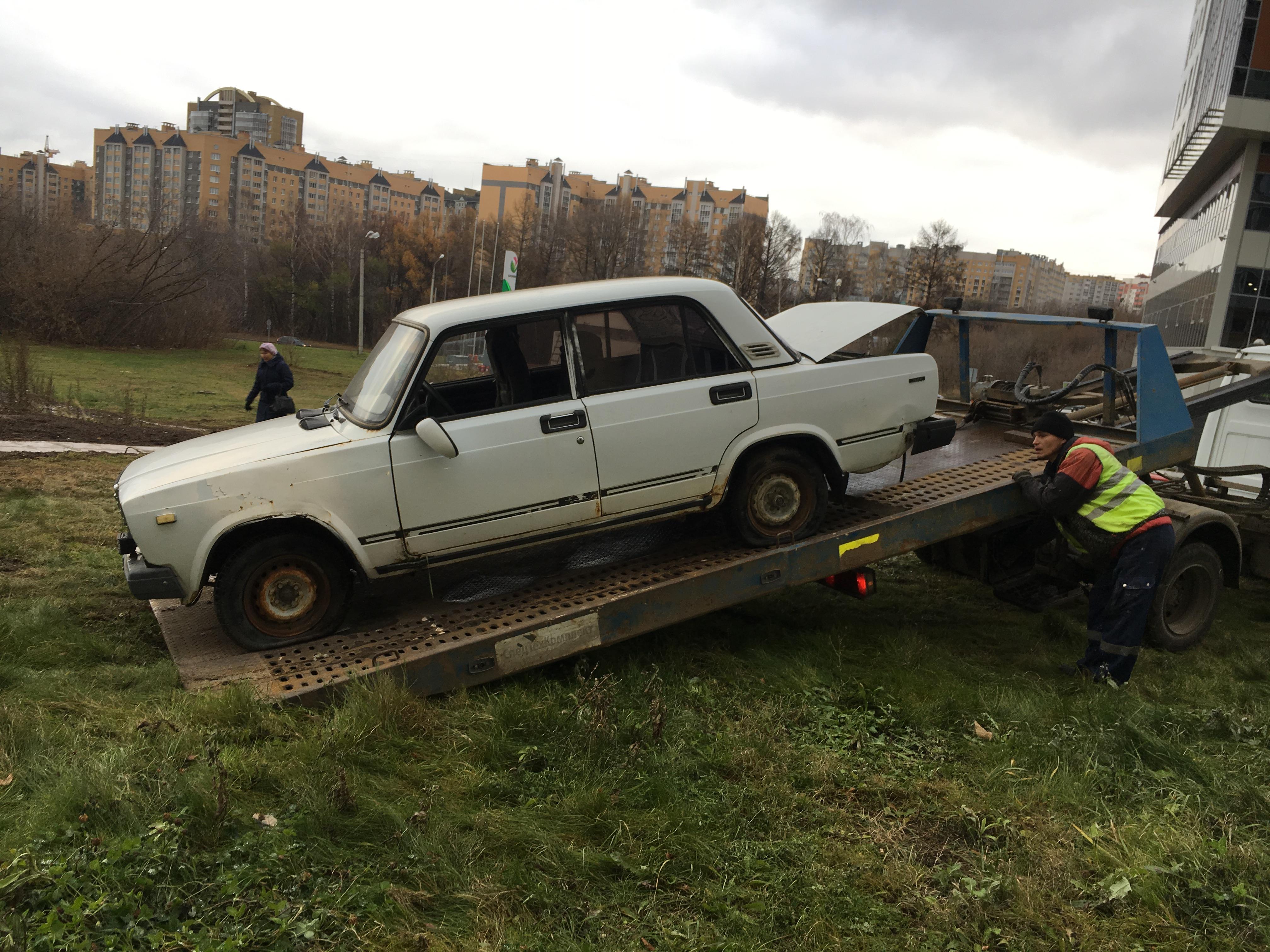 Авто заброшки