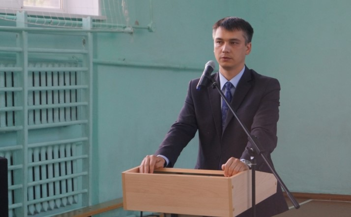 Захаров Дмитрий