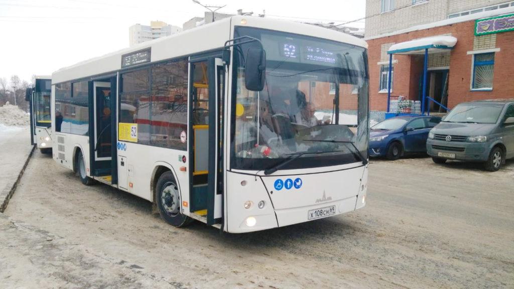 Автобусы в Чебоксарах
