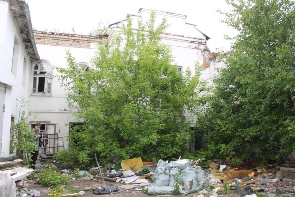 Дом Ефремова